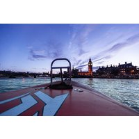 Thames Rockets Evening Powerboating Experience with Cocktails for Two - Powerboating Gifts