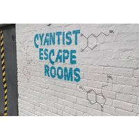 Escape Room For Four At Cyantist Southampton Picture