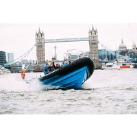 Jet Speedboat Experience for Two on the Thames - Thames Gifts