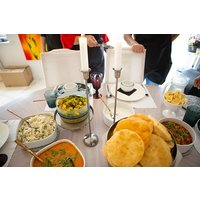 One To One Vegetarian Indian Masterclass At Spicy Cooks Picture