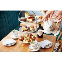 Hendrick's Gin Afternoon Tea For Two At Bella Italia Picture