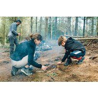 24 Hour Adult And Child Survival Experience With Bear Grylls Survival Academy Picture