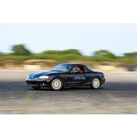 24 Lap Mazda MX5 Drift Silver Experience - Mazda Gifts