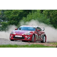 Extended Rally Driving Experience at Brands Hatch - Brands Gifts