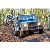 Extended 4x4 Driving Experience at Brands Hatch - Brands Gifts