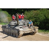 Tank Driving Experience Picture