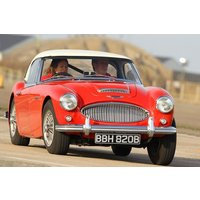 Austin Healey 3000 Driving Thrill - Motorsport Gifts