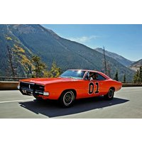 Dukes Of Hazzard General Lee Driving Blast Experience Picture