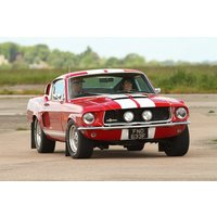 Double Classic Car Driving Blast for One in Oxfordshire - Classic Car Gifts