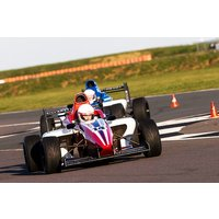 Silverstone Single Seater Early Bird Driving Thrill - Motorsport Gifts