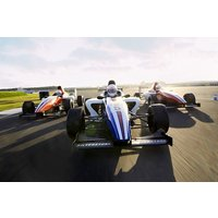 Silverstone Single Seater Early Bird Experience - Silverstone Gifts