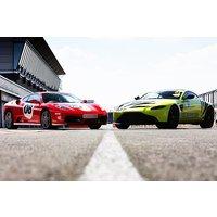 Silverstone Ferrari Vs Aston Martin Driving Experience - Silverstone Gifts