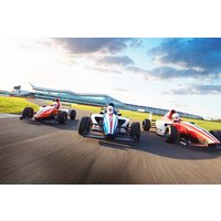 Silverstone Driving Thrill Choice - Earlybird - Silverstone Gifts