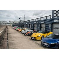 Supercar Driving Thrill at Brands Hatch - Brands Hatch Gifts