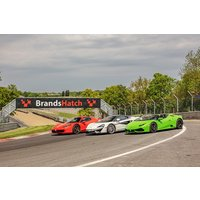 Triple Supercar Driving Blast at Brands Hatch - Brands Hatch Gifts