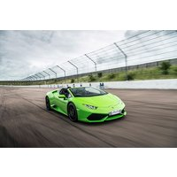 Lamborghini Huracan Driving Thrill With Free High Speed Passenger Ride Picture