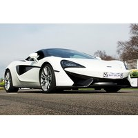 McLaren 570s Driving Thrill with Free High Speed Passenger Ride - Motorsport Gifts