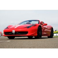 Ferrari 458 Driving Blast with Free High Speed Passenger Ride - Ferrari Gifts