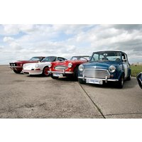 Four Classic Car Driving Thrill - Classic Car Gifts