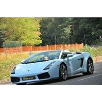 Lamborghini Gallardo Junior Drive Picture