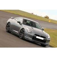 Nissan GTR Drive at Top UK Racetrack - Nissan Gifts