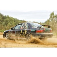 Double Rally Driving Thrill For One At Silverstone Rally School Picture
