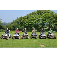 Quad Biking Lesson for Two at Keypitts Off Road Adventures - Quad Biking Gifts