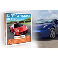 Supercar Driving Blasts - Smartbox by Buyagift - Supercar Gifts