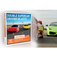 Double Supercar Driving Blasts - Smartbox by Buyagift - Supercar Gifts