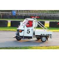 Piaggio Ape Racing For Two In Hertfordshire Picture