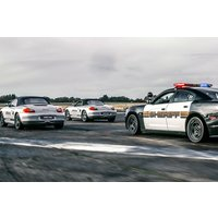 Police Pursuit Driving Experience in a Porsche Boxster - Police Gifts