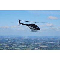 VIP Glimpse of London Helicopter Tour with Bubbly for Two - Helicopter Gifts