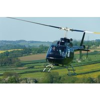 15 Minute Helicopter Flight with Bubbly for One - Helicopter Gifts