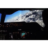 60 Minute Motion Flight Simulator Experience Picture