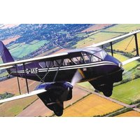 Dragon Rapide Flight Over Cambridge Ely & Newmarket Picture