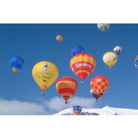 Sunrise Balloon Flight With Champagne Uk Wide Picture