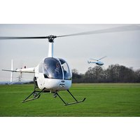 30 Minute Helicopter Flying Lesson for One - Helicopter Gifts