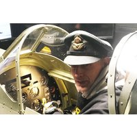 Ww2 Spitfire And Messerschmitt Flight Simulator Extended Experience For Two Picture