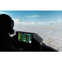 30 Minute F-35 Thor Fighter Jet Simulator Experience in Newcastle-Upon-Tyne - Flying Gifts