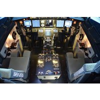 Boeing 737 Flight Simulator Experience For One Picture