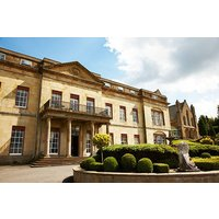Spa Day With 55 Minute Treatment And Lunch For Two At Shrigley Hall Hotel Picture