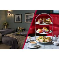 Spa Day With 25 Minute Treatment And Afternoon Tea At Café Rouge Or Patisserie Valerie For Two Picture