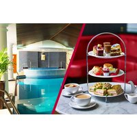 Spa Day With Up To 55 Minute Treatment And Afternoon Tea At Café Rouge Or Patisserie Valerie For Two Picture