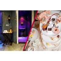 Luxury Spa Day with Treatment and Afternoon Tea at The May F