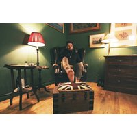 The Gentleman And Scholar Men's Grooming Experience For One At Aldwyn And Sons Picture