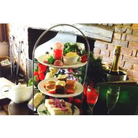 Champagne Afternoon Tea For Two At The Mill Hotel In Suffolk Picture