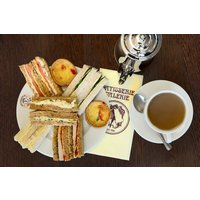 Afternoon Tea For Two At Patisserie Valerie With £10 Cake Gift Voucher Picture