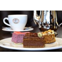 Afternoon Tea For Two At Patisserie Valerie Picture