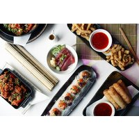 Unlimited Asian Tapas And Sushi For Two At Inamo Picture