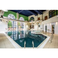 Afternoon Tea With Spa Access For Two At Crowne Plaza Leeds Picture